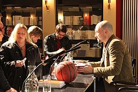 Phoenix, Alba, Ruhm und Asche - Ein Abend für den Basketball © FAL