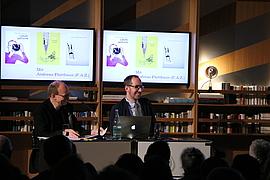 Christoph Niemann & Andreas Platthaus: Sunday Sketching, 2.2.18