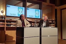 Klaus Modick & Bernd Eilert: Keyserlings Geheimnis, 9.4.18