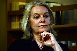 """Marlene Streeruwitz liest aus """"Nachkommen"""",  25.06.14"""