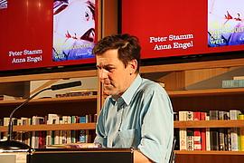 Peter Stamm: Die sanfte Gleichgültigkeit der Welt, 26.2.18