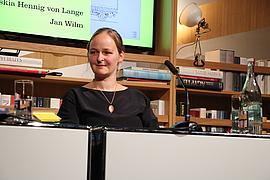 Saskia Hennig von Lange: Hier beginnt der Wald, 13.6.18