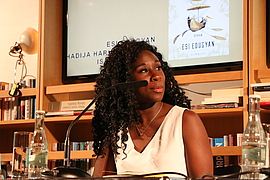 Esi Edugyan: Washington Black, 12.09.2019