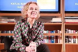 Katja Riemann: Jeder hat. Niemand darf. Projektreisen, 27.02.2020